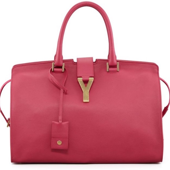 d13fcd38970 Yves Saint Laurent Bags | Saint Laurent Ysl Large Y Ligne Cabas ...
